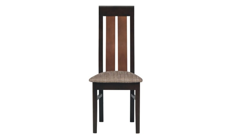 Krzesło NAOMI NA13 orzech/wenge